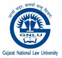 GNLU Recruitment for Various Posts 2017 @ www.gnlu.ac.in