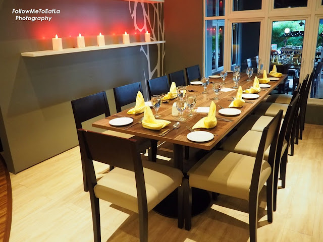 Spacious & Comfortable Dining