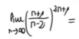 33. Límite de una sucesión (número e) 10