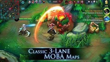 تحميل لعبة Mobile Legends: eSports MOBA APK للأندرويد