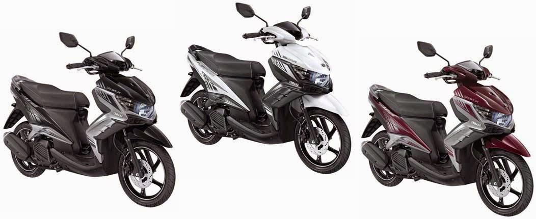 Spesifikasi, harga, kelebihan, kelemahan motor Yamaha New GT 125– Eagle Eye terbaru 2014