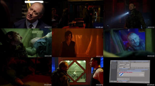 The BlackList Temporada 1 HD Completa