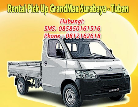 Sewa Pick Up GranMax Surabaya-Tuban