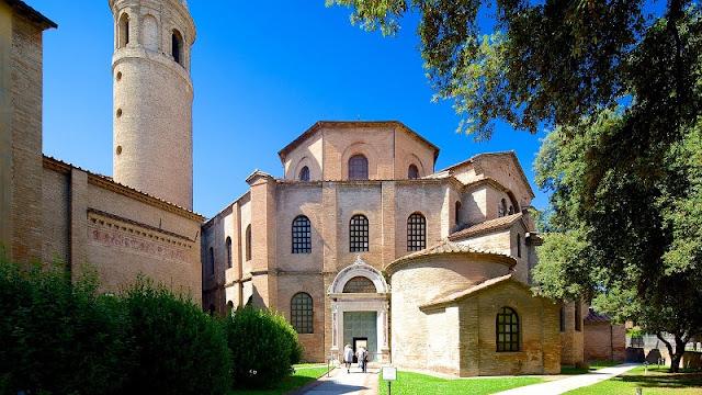 Basílica Di San Vitale em Ravena