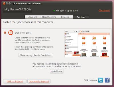 ubuntuone