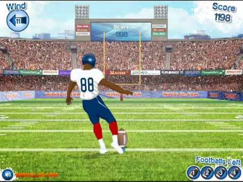 Jogos de futebol americano gratis