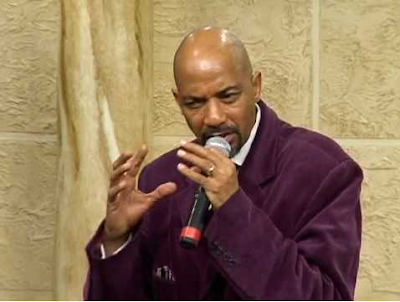 The Word, The Bloood and The Name by Bishop Tudor Bismark
