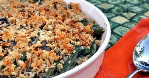World S Best Green Bean Casserole Kitchen Parade