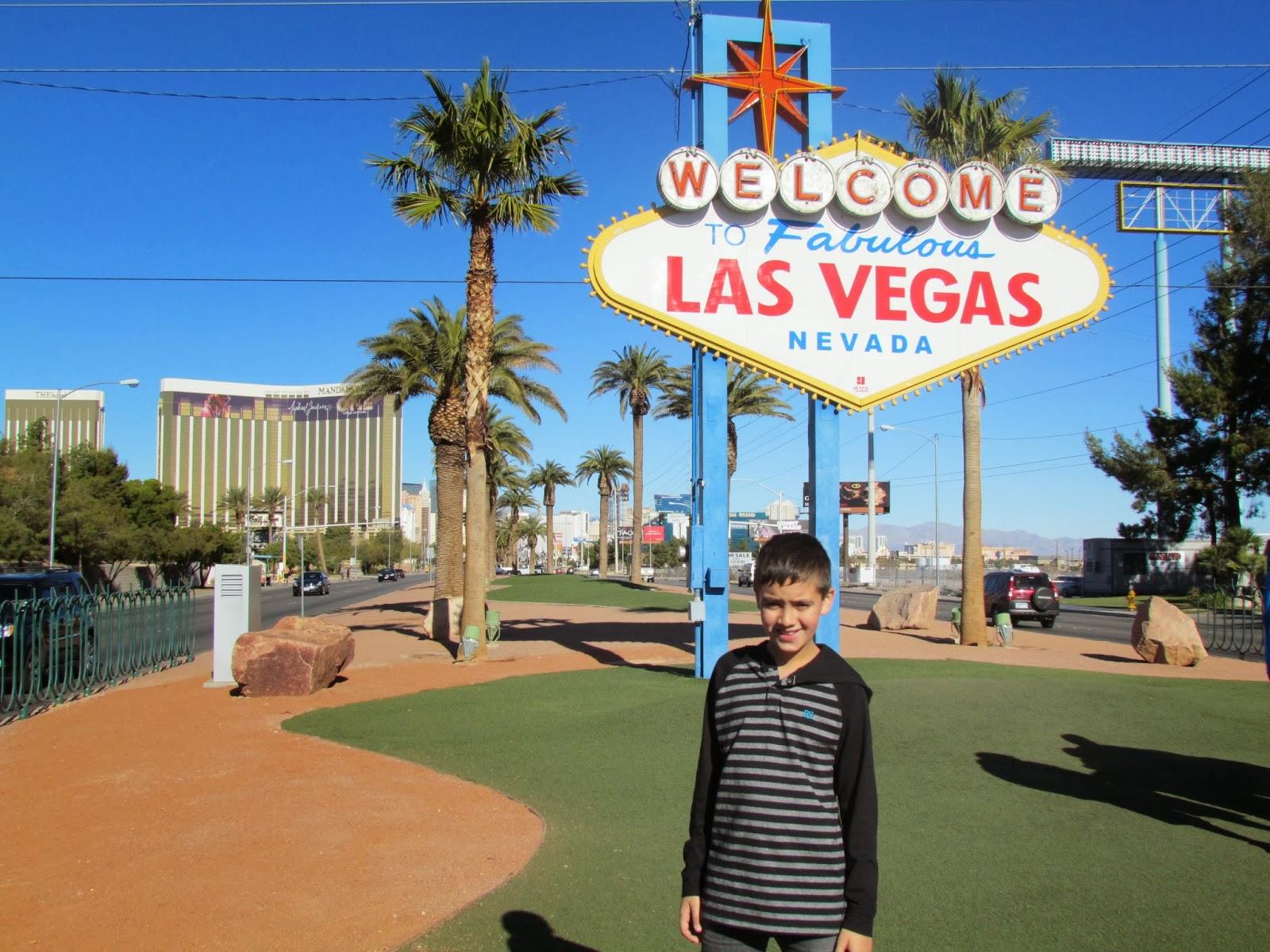 Sign Las Vegas