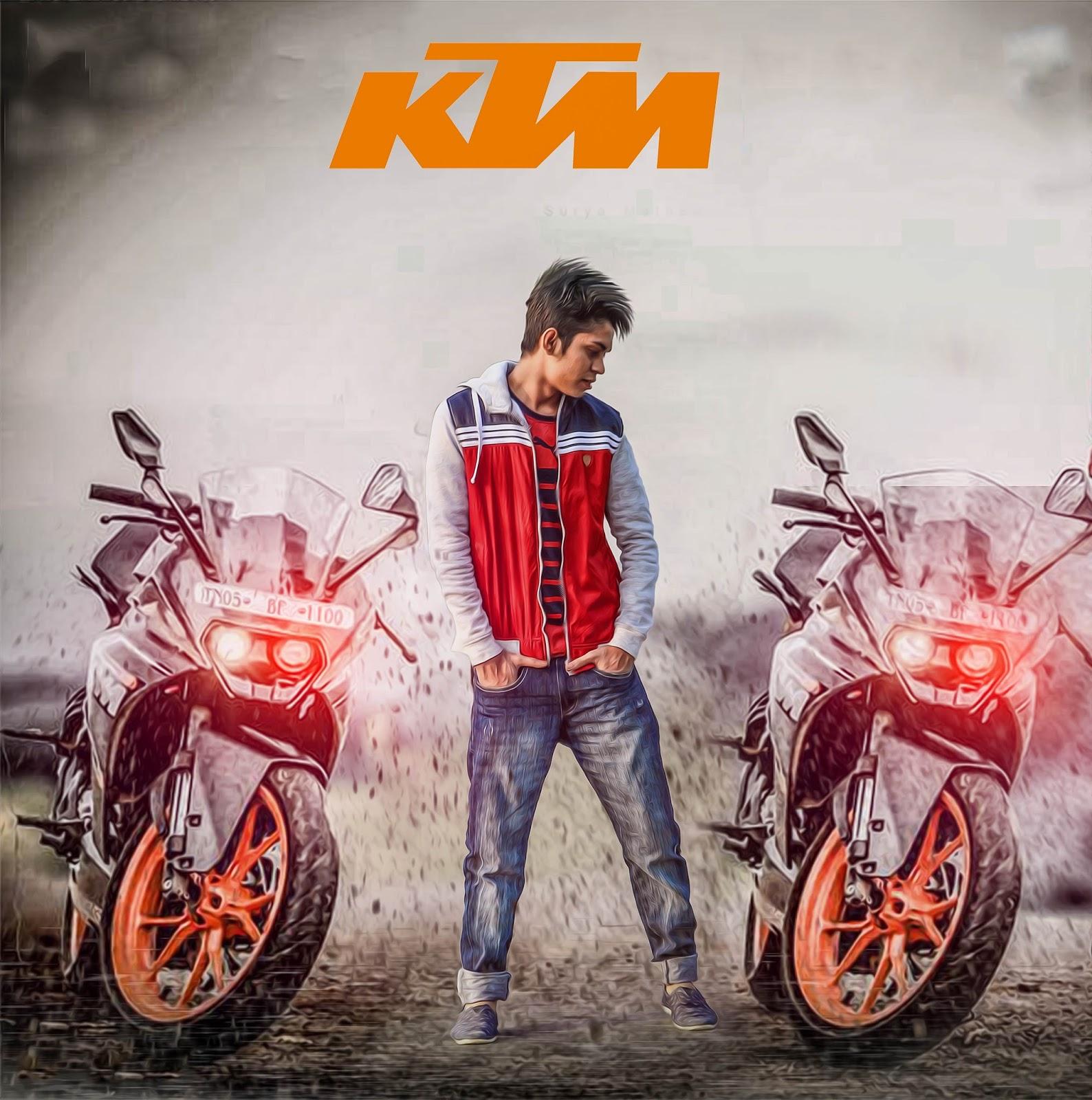 Making ktm bike photoshop manipulation tutorial make perfect feel real making ktm bike photoshop manipulation tutorial baditri Gallery