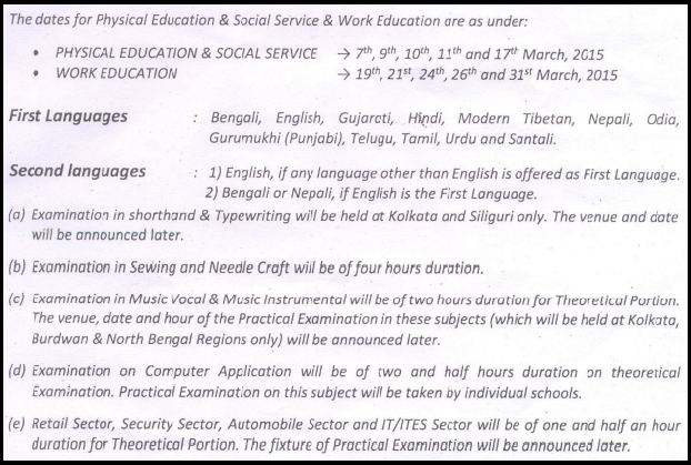 history suggestions for madhyamik 2015 wbbse