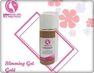 slimming gel gold