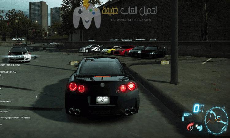 تحميل لعبة Need For Speed World 2010 Offline مضغوطة برابط مباشر