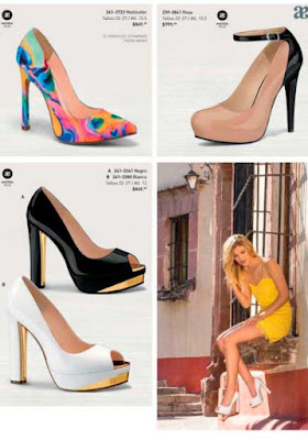 Catalogo Andrea zapatos y zapatillas 2017