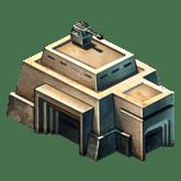 Bunker - T43 - Jenis Jebaka Pada Mobile Strike