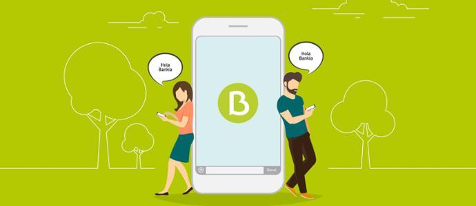 Creditos hipotecas bankia lanza su nuevo canal de for Telefono oficina bankia