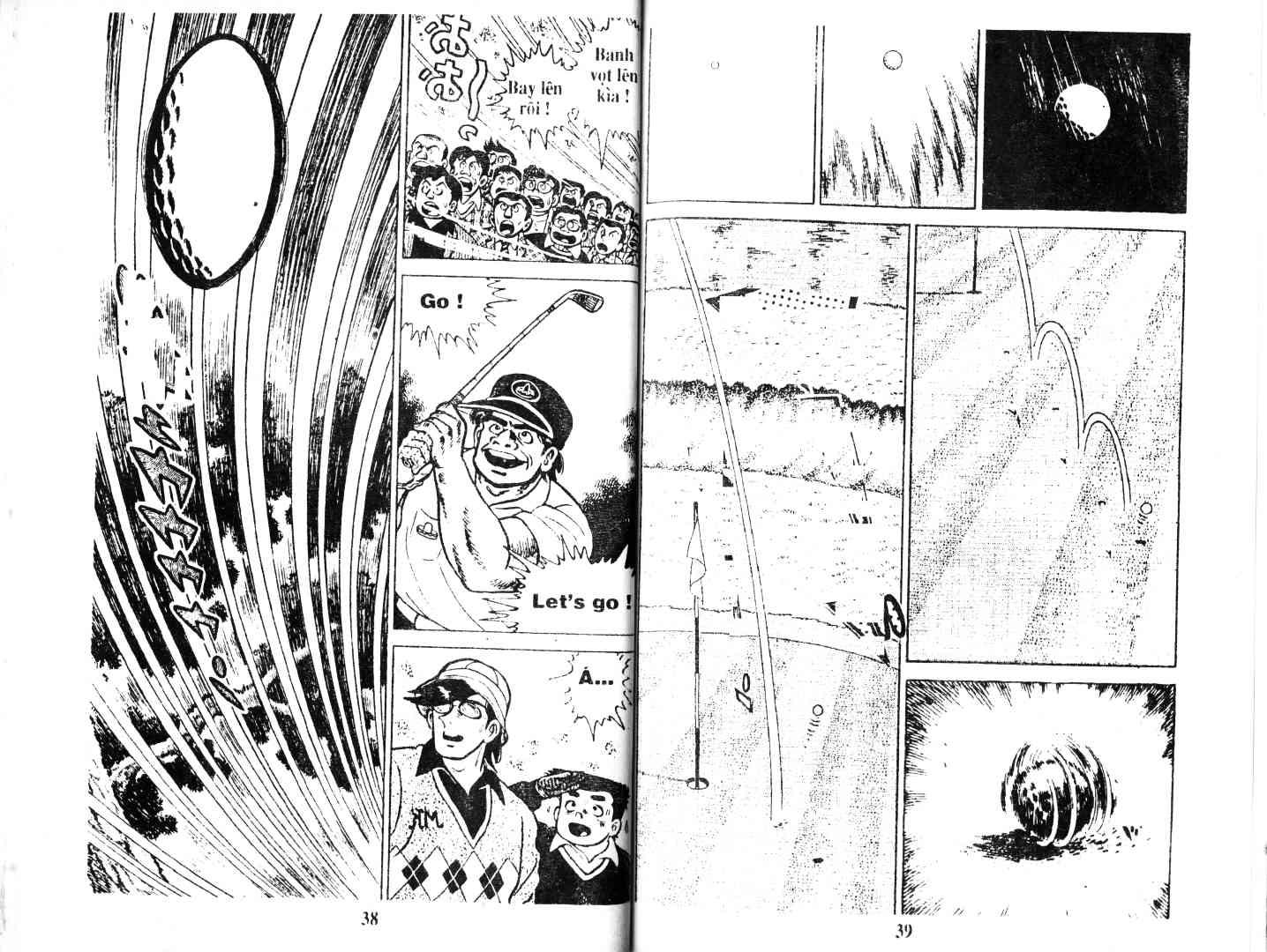 Ashita Tenki ni Naare chapter 42 trang 18