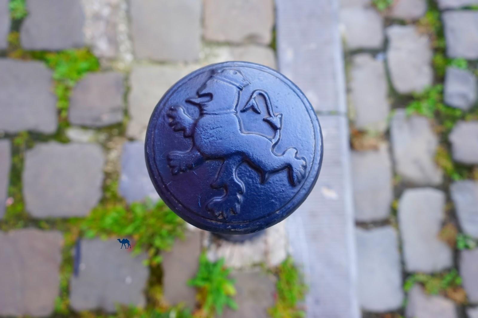 Le Chameau Bleu  -  Charme de la ville de Gand - Ghent Gent belgique
