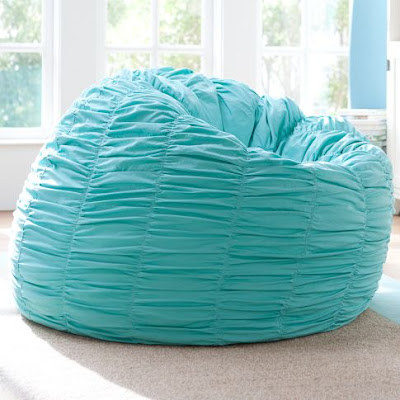 Fabulous Ruched Pool Beanbag Everything Turquoise Pdpeps Interior Chair Design Pdpepsorg