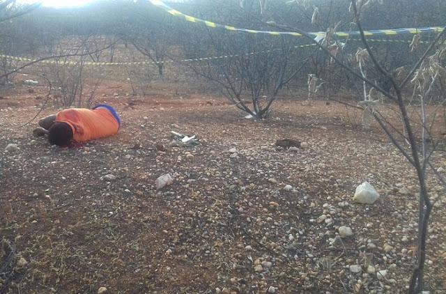 Homem é executado a tiros de espingarda 12 na Zona Oeste de Catolé do Rocha