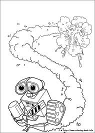 walle the movie coloring pages-#14