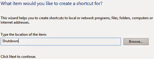 Shut Down, Restart, Sleep & Hibernate Shortcuts!!
