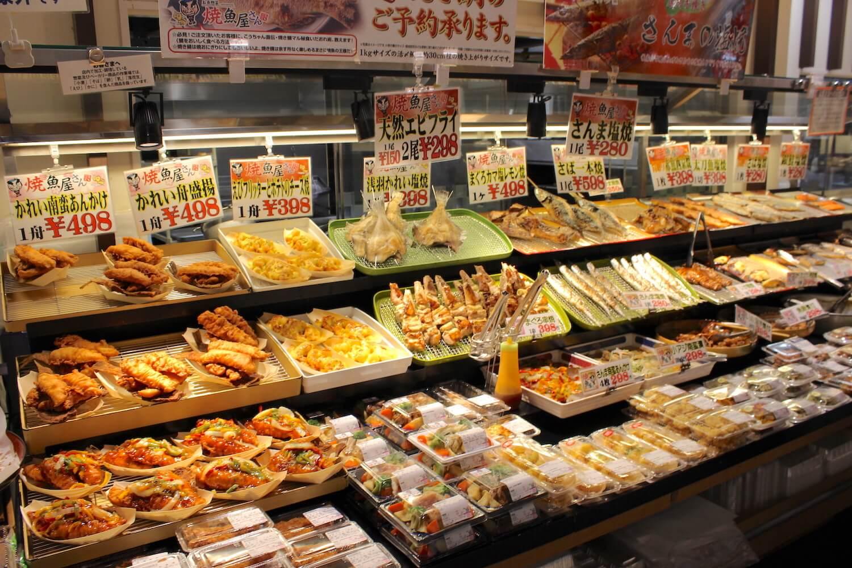 tokyo grocery shop fancy food
