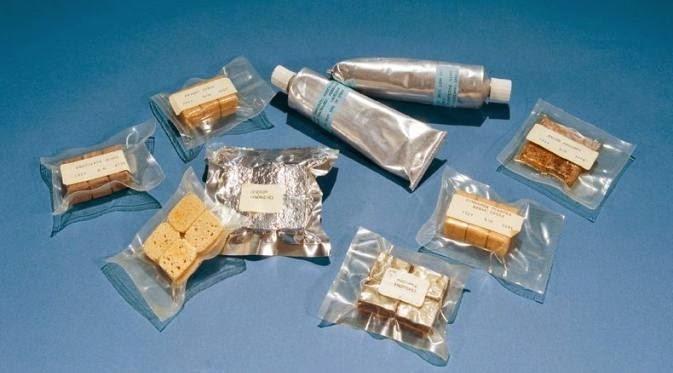 Makanan Khusus Bagi Astronot, Daging Seperti Pasta Gigi