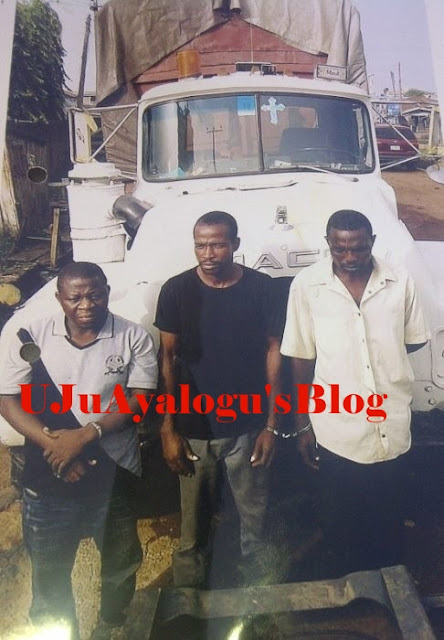 Busted: FSARS Recovers Diverted N5m Goods From 3 Suspects In Oyo