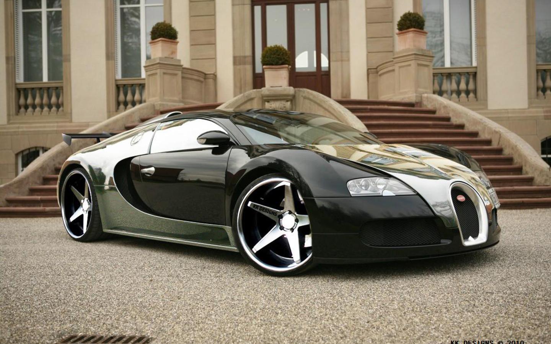 Automotivegeneral Latest Bugatti Veyron Car Wallpapers