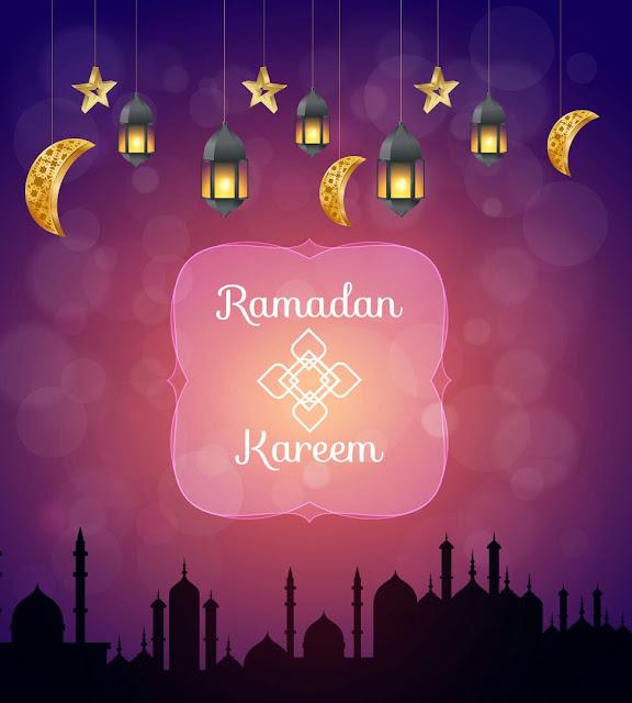 Ramzan Mubarak Greeting, Ramadhan Greeting Images