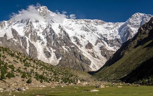 Nanga Parbat - Nona montanha nais alta do mundo