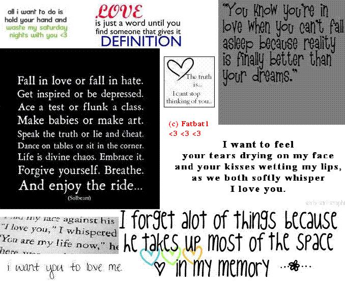 Lost Love Quotes Sweet Memories