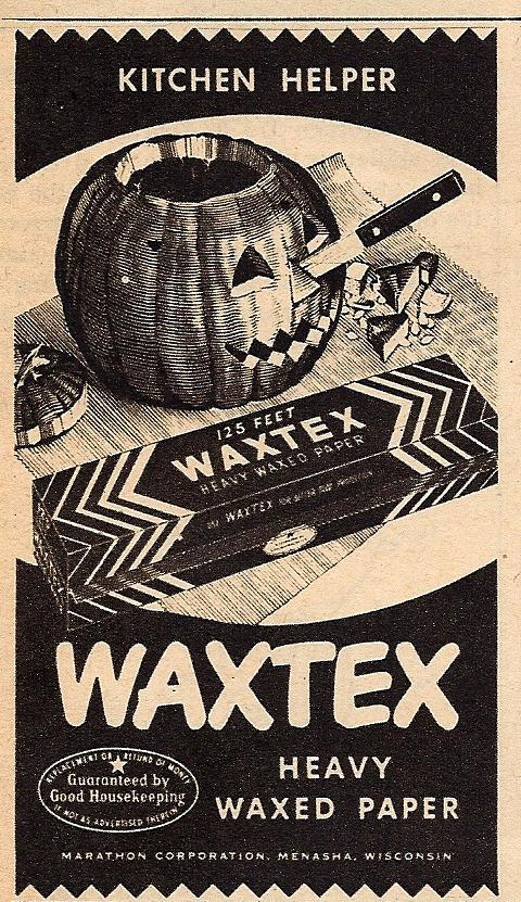 Vintage Halloween Ads.Holiday Vintage Halloween Ads Freebie Friday