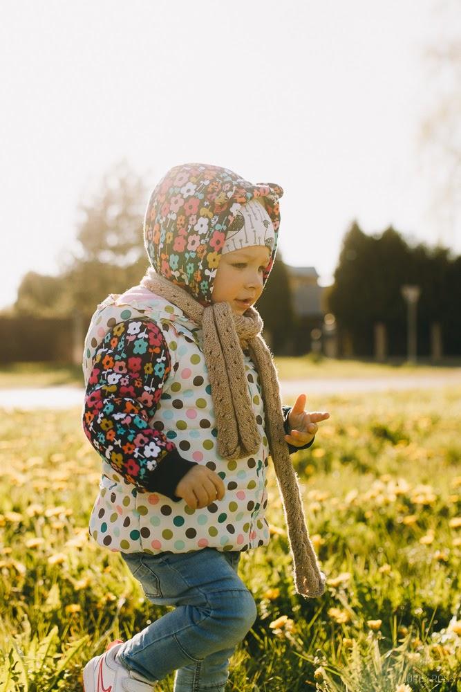 idejas bērnu fotosesjai