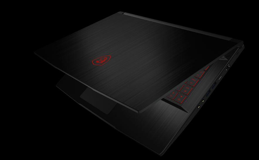 Harga dan Spesifikasi MSI GF63 Thin 9SC, Laptop Gaming Tipis Bertenaga Intel Core i7-9750H
