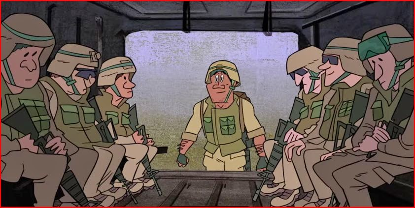Iraq War animatedfilmreviews.filminspector.com