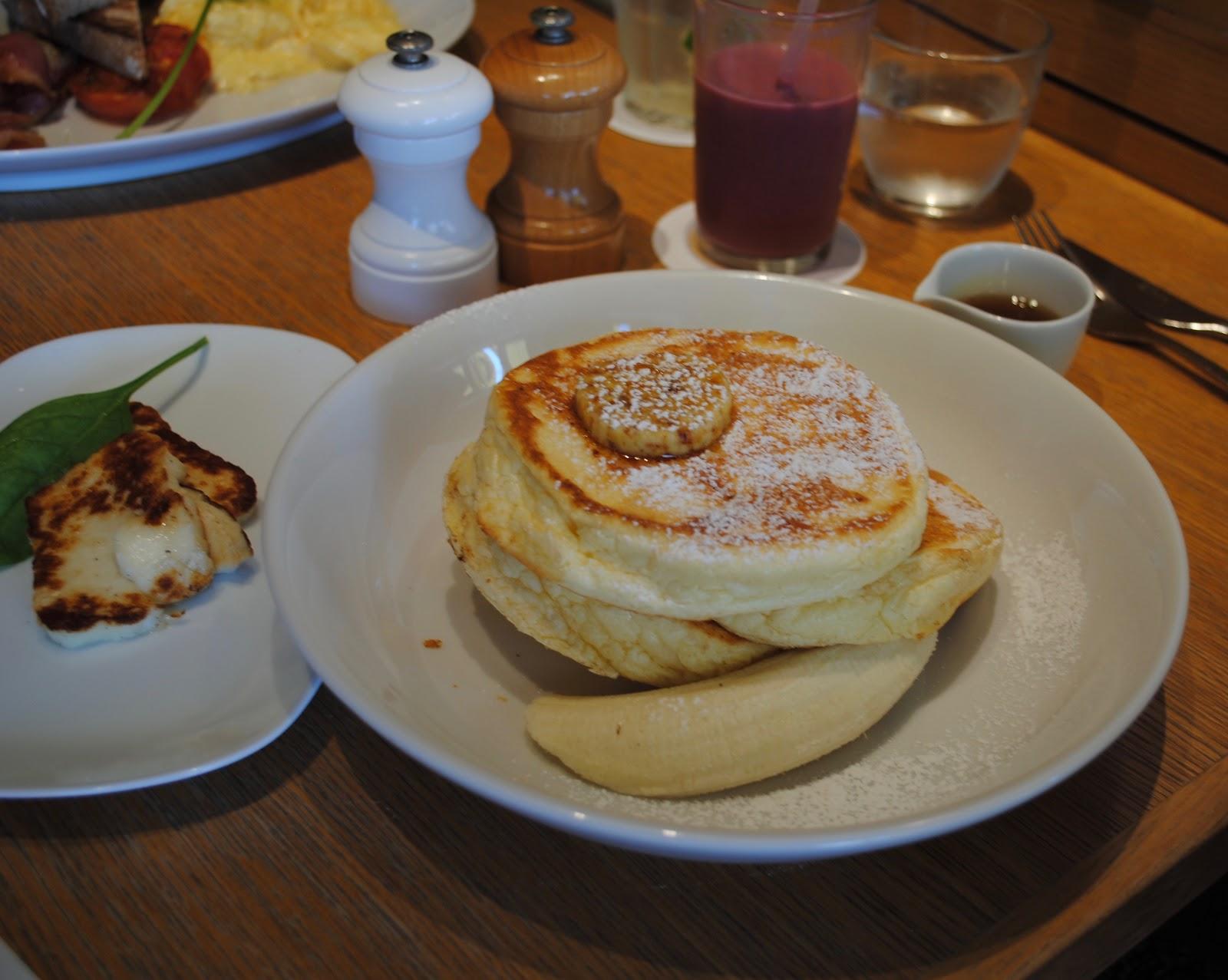 Rebecca S Cafe Breakfast Menu
