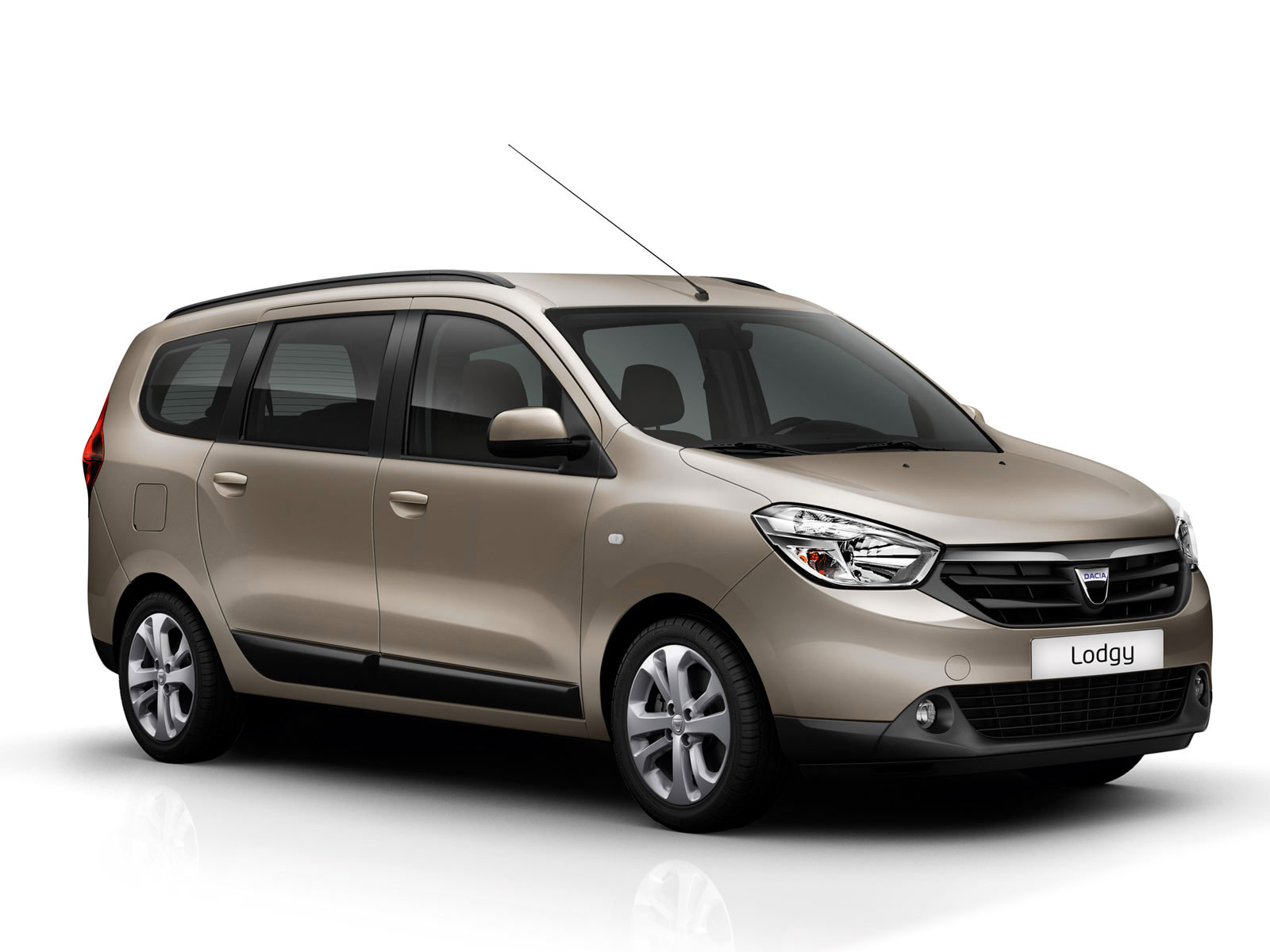 Dacia Lodgy: Jul 7, 2012