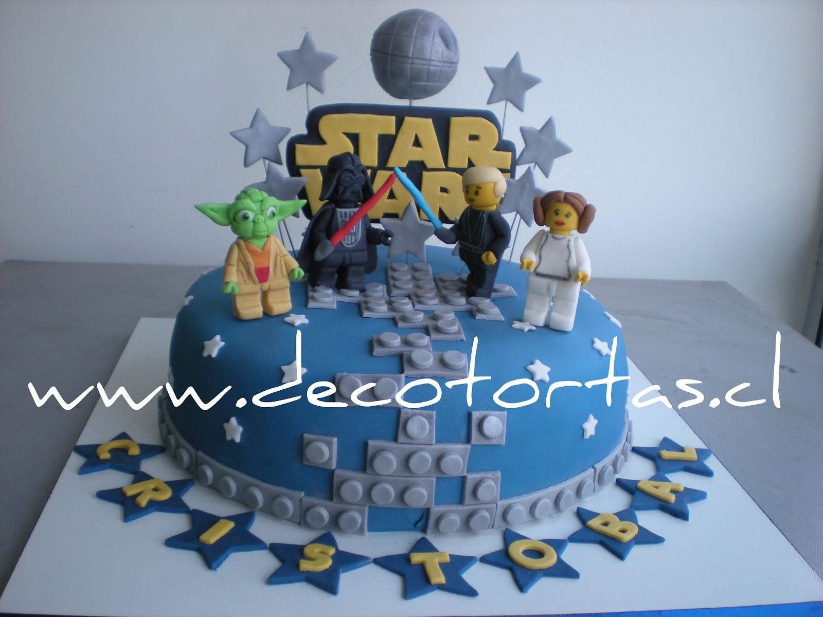 spesso Decotortas: Lego Star Wars BX15