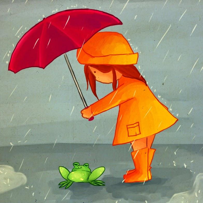 Animasi DP BBM Hujan Terbaru 2015