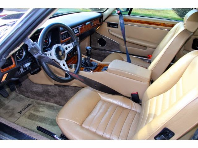 daily turismo: 20k: 5-speed bliss: 1988 jaguar xjs v12
