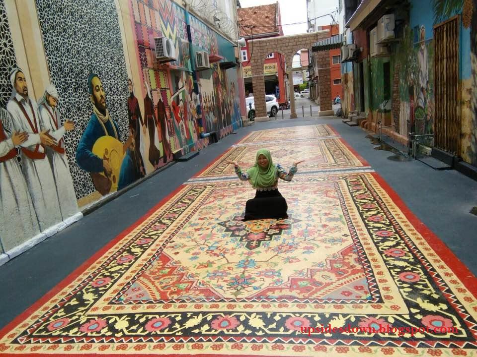 Belog naniey art street kota bharu for J bathroom kota bharu