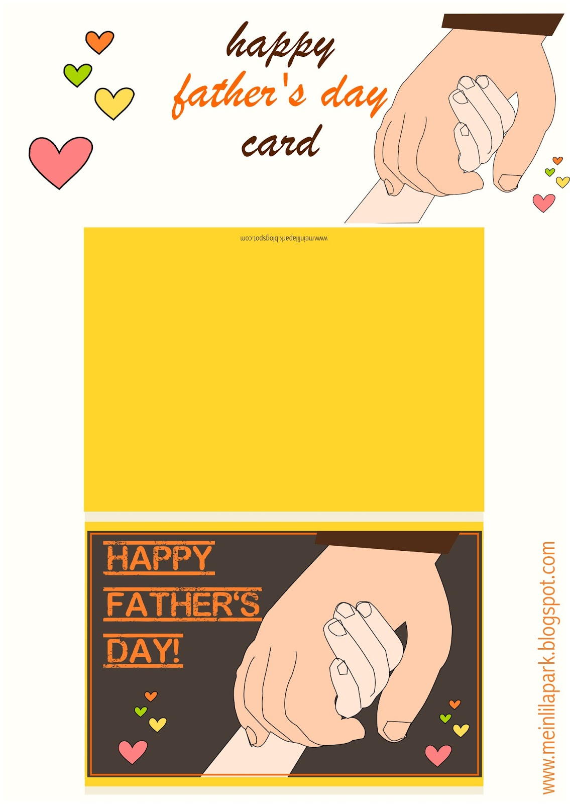 Free Printable Happy Father S Day Card