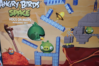 K'NEX Angry Birds Red Planet Building Set: HOGS ON MARS
