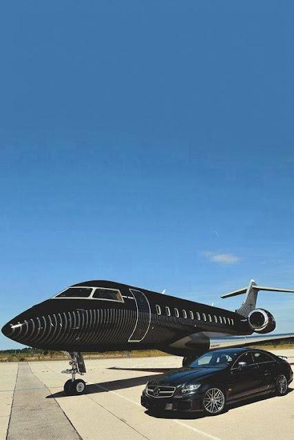 jet pribadi mewah yang menakjubkan-1