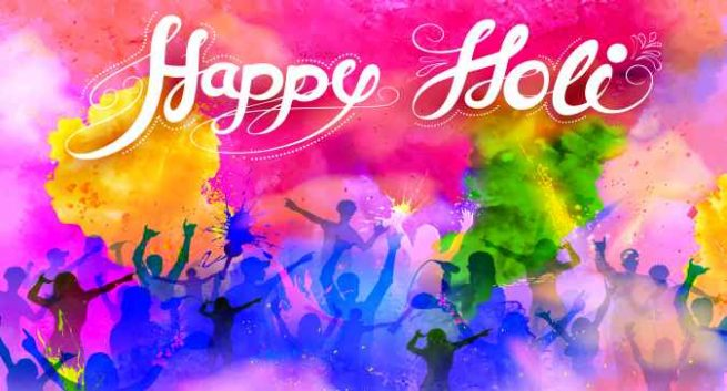 Latest Collection of Holi Wallpaper and Images Free Download