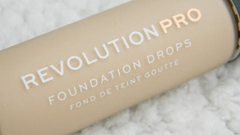 RECENZIJA: REVOLUTION PRO FOUNDATION DROPS