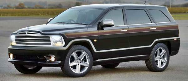 2018 Jeep Grand Wagoneer Rumors