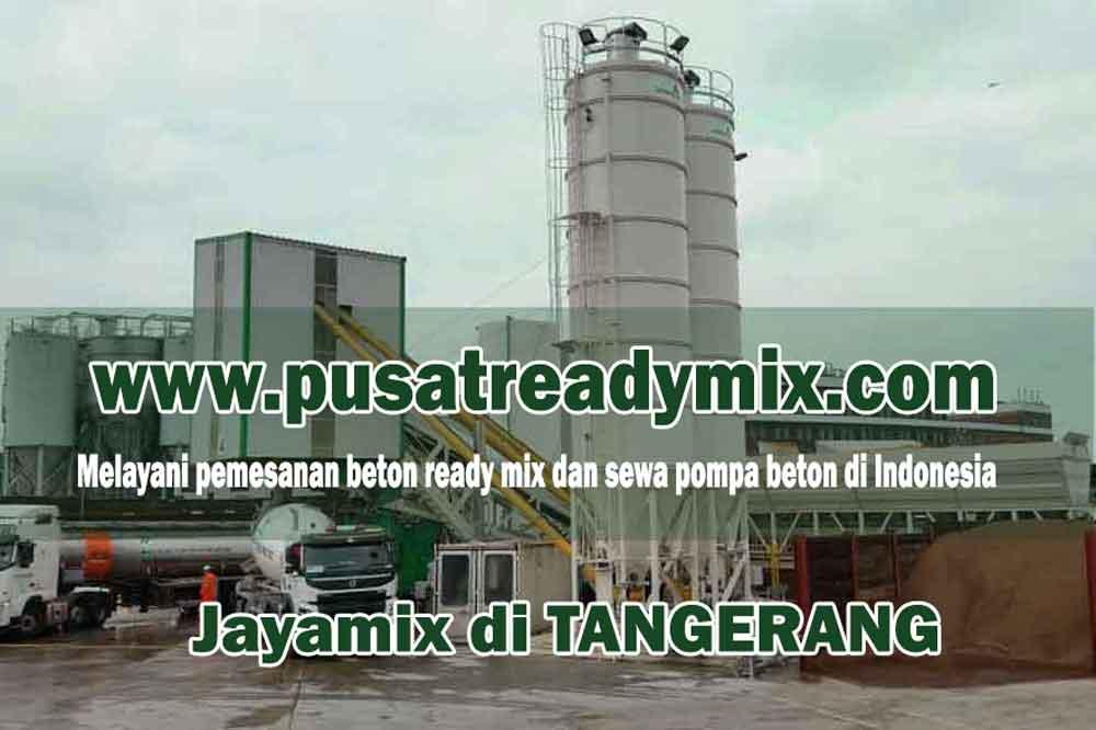 Harga Beton Jayamix Pamulang